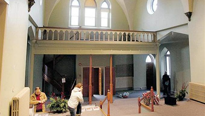 QWEST – Residents get a rare peek into Westboro convent site